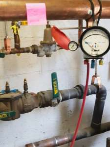 Backflow Test Calgary
