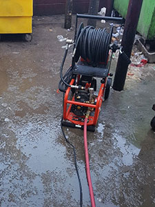 Commercial Drain Jetting