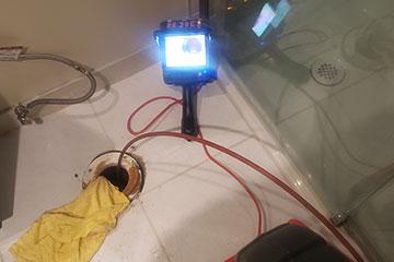 Drain Camera CCTV Inspection
