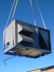 New Roof Top Unit